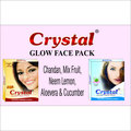 Crystal Glow Face Pack (Powder)