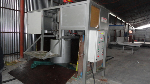Automatic Batch Foam Machine