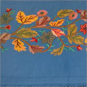 Aari Embroidered Shawls