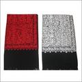 Aari Embroidery Designer Shawls