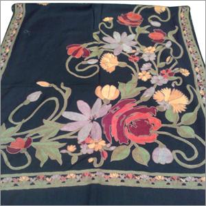 Hand Aari Embroidery Shawls