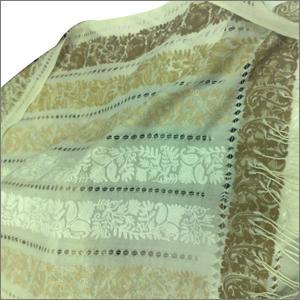 Designer Aari Work Shawl