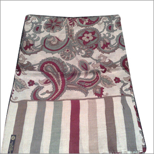 Screen Printed Stole