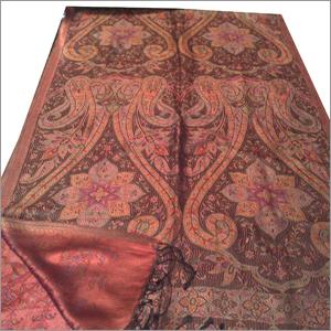 Designer Silk Jamawar Stole