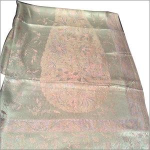 Silk Jamawar Design Stole