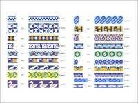 Designer Tile Border