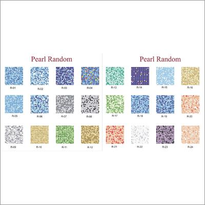 Pearl Random Tiles
