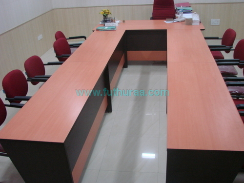 Conference  Square Table