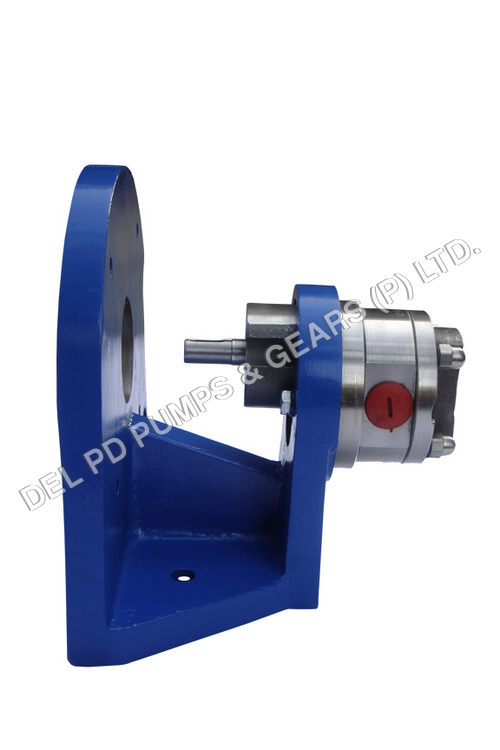 Rotary Stainless Steel Gear Pump