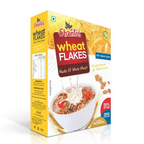 Wheat Corn Flakes