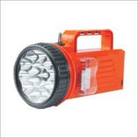 Star Model Rechargeable LED Torch