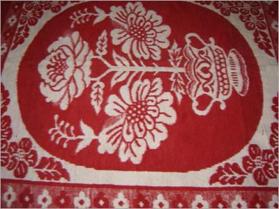 Acrylic Wool Blanket