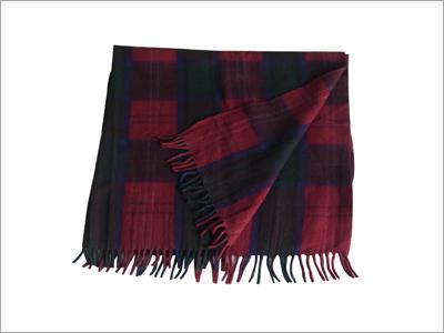 Woollen Throw Blanket