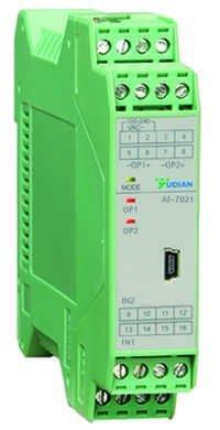 Dual Input Temperature Transmitter