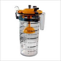Medical Vacuum Jar