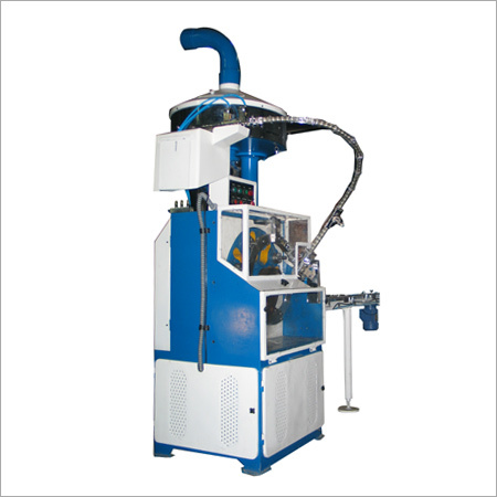 Single Spindle Knurling Machine