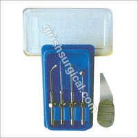ELECTRODES (Needle Set) FOR ALL MAJOR SURGERY.