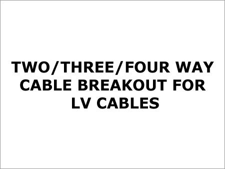 Cable Breakout