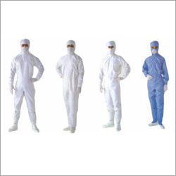Autoclavable Cleanroom Coverall