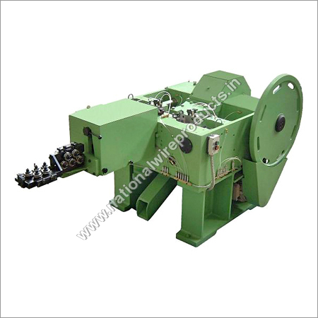 Precision Wire Nail Making Machine