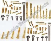 Brass Screw Fasteners