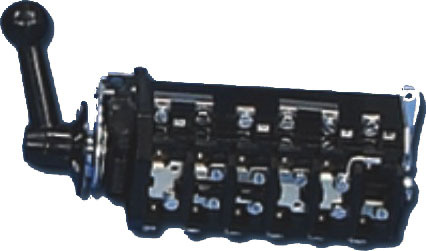 Motor Control Switch