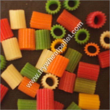Color Gear Rings Wheat Pellets