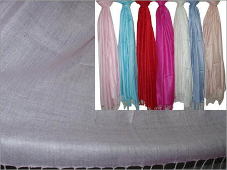 Pashmina Solid Color with Diamond Weave Shawls