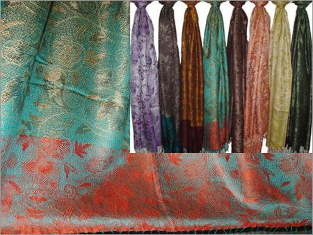 70% Silk, 30% Viscose (Kashmir Chinar Tree)