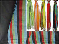 Striped Viscose Stoles