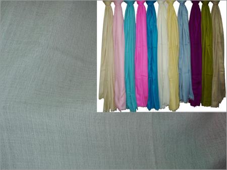 100% Pashmina Plain Weave (70x200cm)