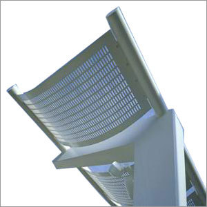 Perforated Sunshades