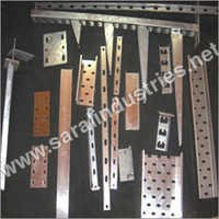 Perforated Galvanised Cable Trays