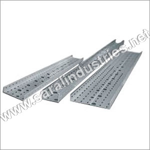 Perforated Powder Coated Cable Trays