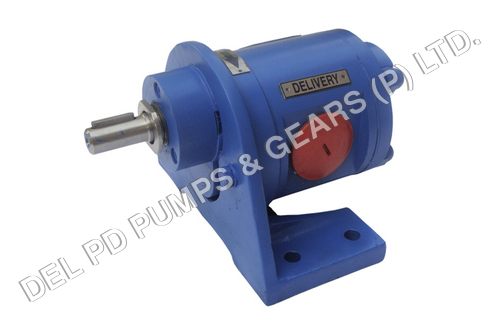 Industrial Rotary Gear Pump Type HGMX