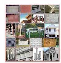 Glass Reinforced Cement Products