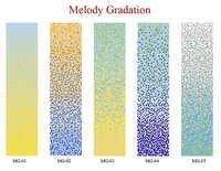 Melody Gradation Tiles