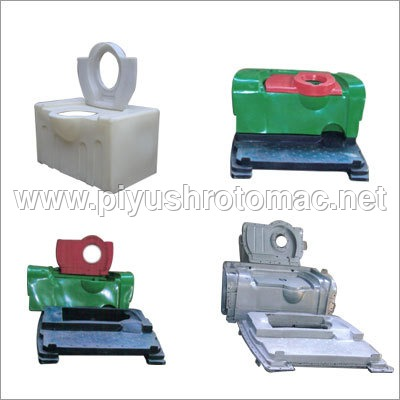 Toilet Booth Commode Mould