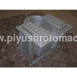 Toilet Booth Seat Mould