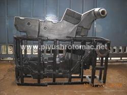 Fuel Tank Mould