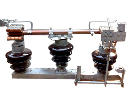 22 Kv Single Stack Isolator With Earthing