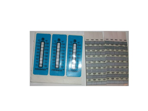 Thermo Strip For Temprature & textile