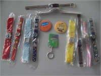 Watches & Keychains