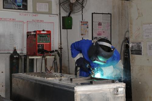 Heavy Duty Aluminium Fabrication Service
