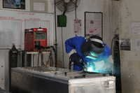 Heavy Duty Aluminium Fabrication Service