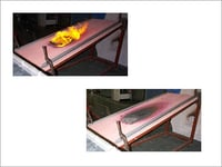 Fire Safe Phenolic Foam