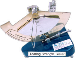 Tearing Strength Testing Instruments