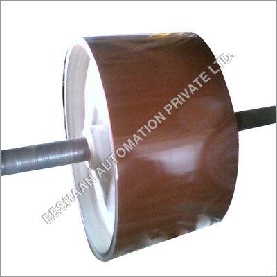 Ebonite Coated Drum