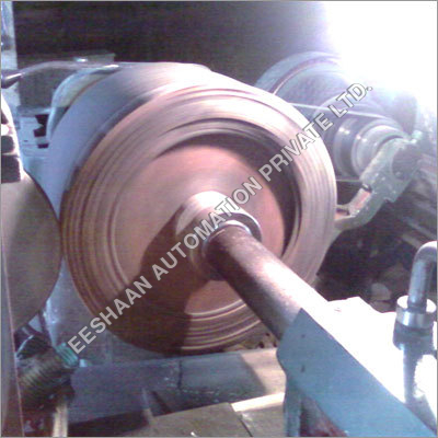 Rubber Coated Pulleys