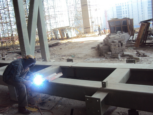 Industrial Heavy Fabrication Services